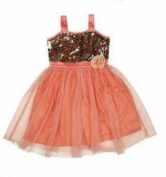 Girl Sequins Dress