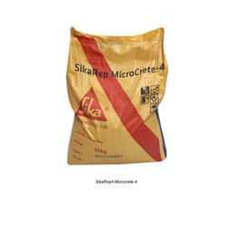 Gray SikaRep Microcrete-4 Micro Concrete, Packaging Type: Bag, Packaging Size: 30 Kg