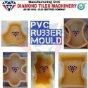 PVC Rubber Paver Mould