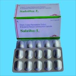 Levosulpride With Rabeprazole Capsules