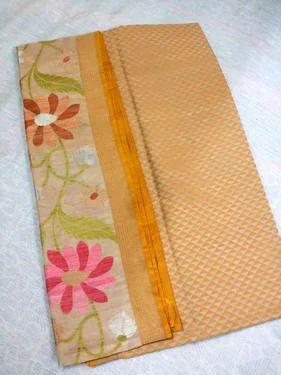 bd3a62e5c2 Hand Weaving Silk Pure Handwoven Banarasi Katan Saree, 6 M, Rs 19500 ...