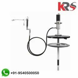 Drum Mounted Pneumatic Grease Pumps