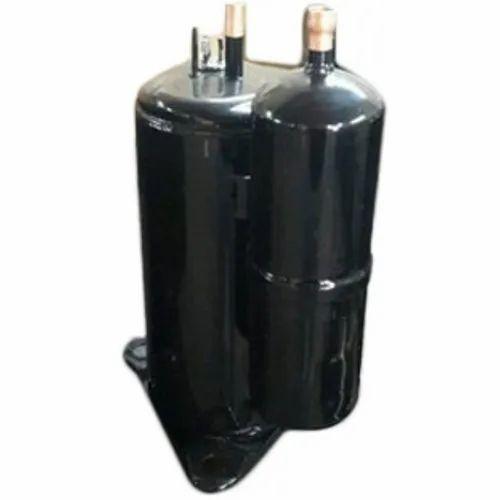 Black 2 Ton Rotary Air Conditioner Compressor Rs 4200 Piece Cooling Compressor Refrigeration Id 20478401533