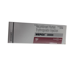 wepox 30000 inj