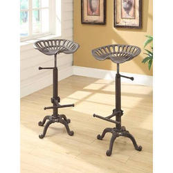 Iron Bar Stools