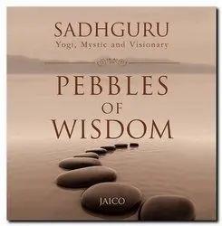 Paperback English Pebbles Of Wisdom by Sadhguru (2009-06-29)