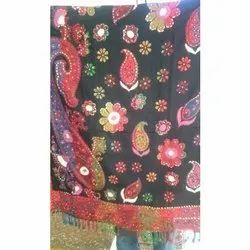 Poly Wool Ladies Shawls