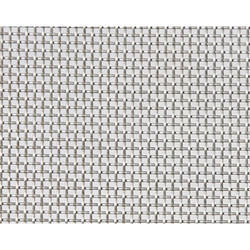 Polished Stainless Steel Woven Wire Mesh