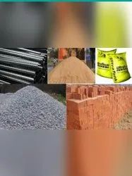 Clay Red Bricks, Cement And Etc, For Side Walls