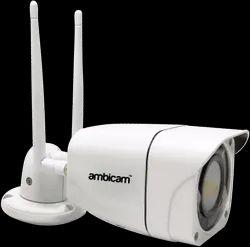 Ambicam 2 MP 4g Mini Bullet CCTV Camera for Security