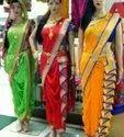 Manini's Silk Shahi Mastani Nauvari Saree, 9 Yards