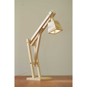 White Wood Night Lamp