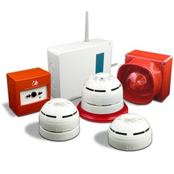 Plastic Fire Detection System