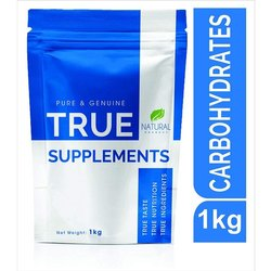 Pure Carbohydrates True Supplements, Packaging Size: 1 kg