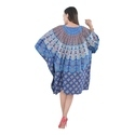 3/4th Sleeves Cotton Beachwear Kaftan