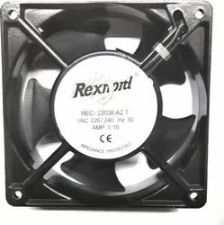 Rexnord Cooling Fan & Rexnord Panel Fan