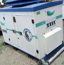 Kirloskar 10 To 500 Used Diesel Generators, 12 V, 220 To 415