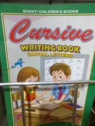 Cursive Writing Books