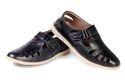 Black Mens Sandals, Size: 6-10