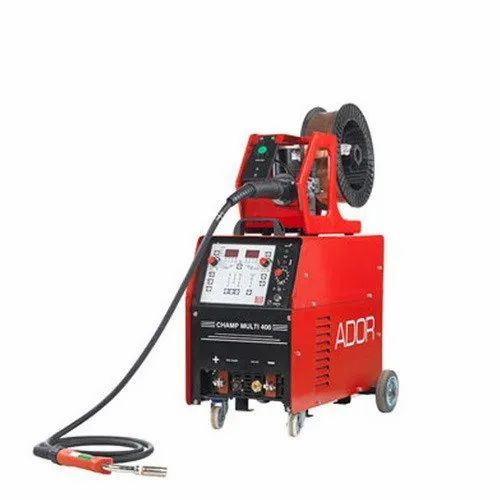 Single Phase Ador Champ Multi MIG Welding Machine