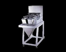 Two Head Weigh Filling Machine