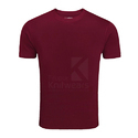 140 GSM Semi Combed Plain Blank Round Neck T Shirt