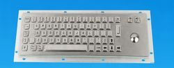 Stainless Steel Metal Keyboards