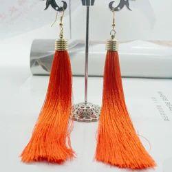 Anu Store Tassel Stylish Fancy Party Wear Earrings For Women & Girls