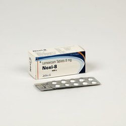 Lornoxicam 8mg Tablet