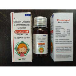 Ofloxacin Ornidazole & Racecadotril Oral Suspension