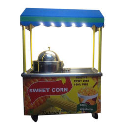 Sweet Corn Trolley