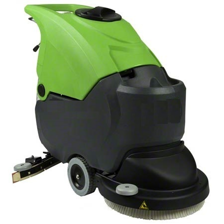 Plastic Green And Black Automatic Scrubber Dryer