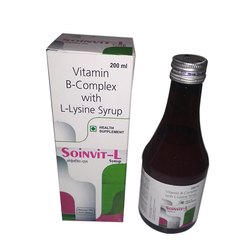Vitamin B-Complex withL-Lysine Syrup