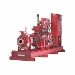 Armstrong Mild Steel FM/UL Enclosed Fire Pump Packages, For Industrial
