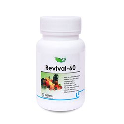 Revival Multivitamin Tablets, Pack of 60
