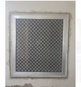 Aluminium Jali Window