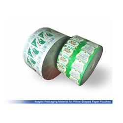 Milk CI Flexo Printed Film Roll