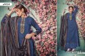 Jayvijay Florence Series 6641-6651  Stylish Party Wear Cotton Satin Suit