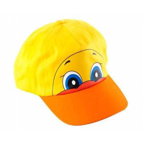 Boys Yellow And Orange Kids Cap d16801156ea