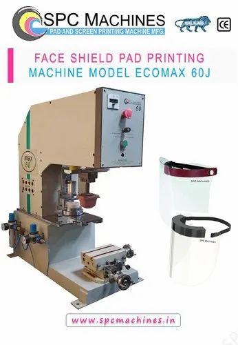 SPC Machines Face Shield Pad Printing Machine