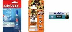 Adhesives Loctite, Araldite & Multipurpose Sprays