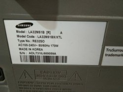 Samsung Lcd Tv 32 Inch