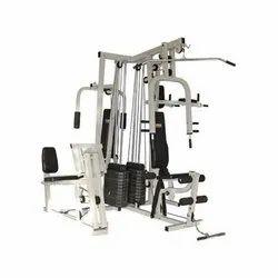 软钢健身房,站数:4 - 24个