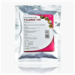 Tylorex 100 (Tylosin Tartrate 100 Mg/gm)