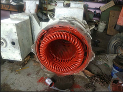 Heavy Electric Motor Rewinding Service