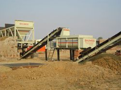 Wet Macadam Mix Plant
