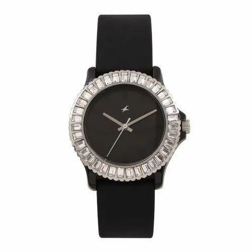 Black Girls Wrist Watch