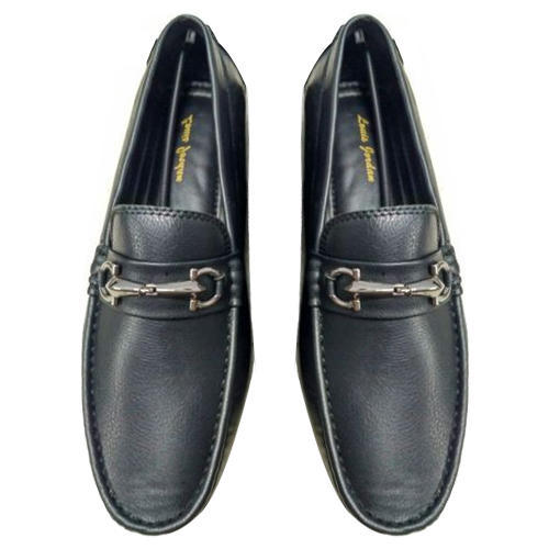 167131831b1 Leather Men Brown Stylish Loafer Shoes