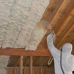 Polyurea Foam Ceiling Service