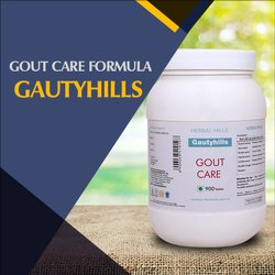 Gout Care Formula - Gautyhills - 900 Tablets